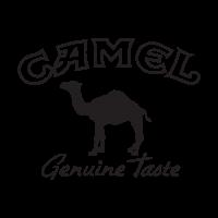 Camel black logo vector