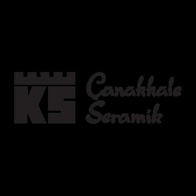 Canakkale Seramik logo vector