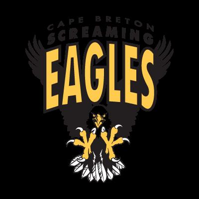 Cape Breton Screaming Eagles logo vector