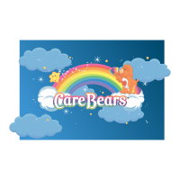 Care Bears logo vector