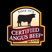 Certified Angus Beef logo vector