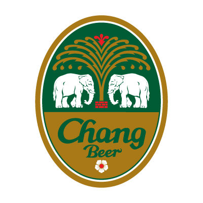 Chang Beer logo vector