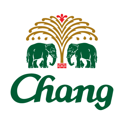 Chang logo vector