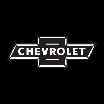 Chevrolet Black logo vector