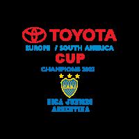 Club Atletico Boca Juniors (.EPS) logo vector