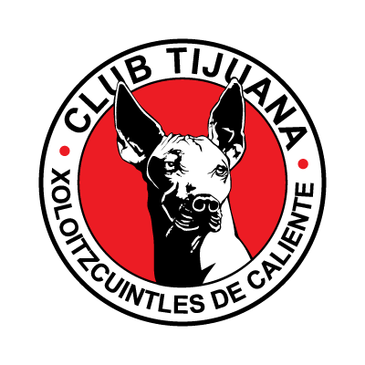Club Tijuana logo vector