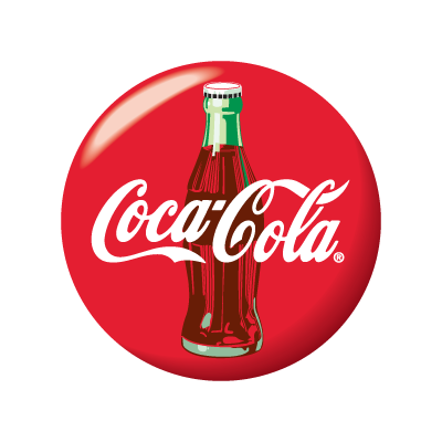 Coca-Cola Bottle logo vector
