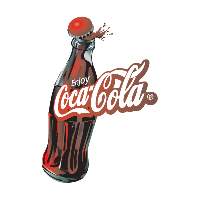 Coca-Cola Enjoy (.AI) logo vector