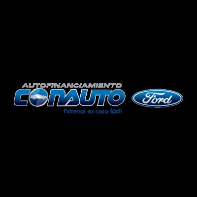 CONAUTO FORD logo vector