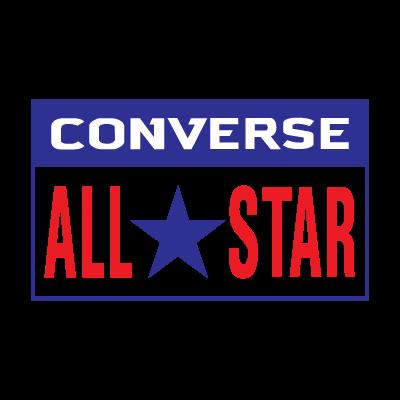 Converse All Star (.AI) logo vector