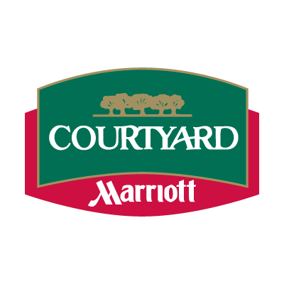 Courtyard Marriott logo vector