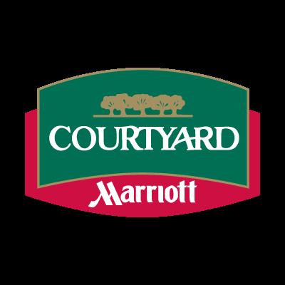 Courtyard Marriott logo vector