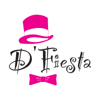 D' Fiesta logo vector