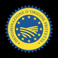 D.O.P. Denominazione Origine Protetta logo vector