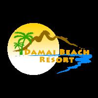 Damai Beach Resort logo vector