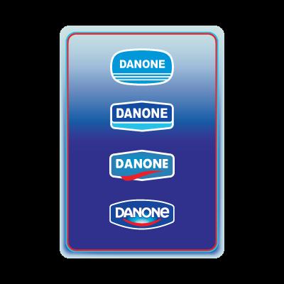 Danone Logos logo vector