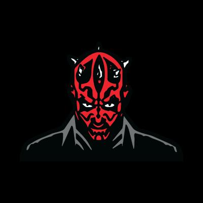 Darth Maul logo vector