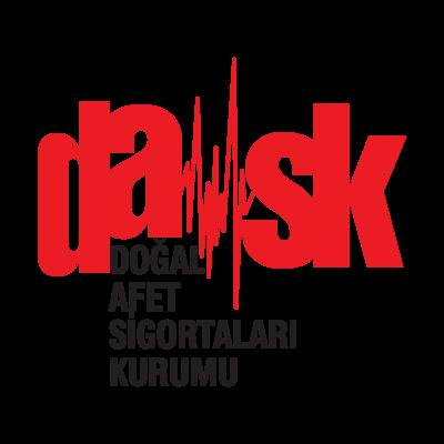 Dask logo vector
