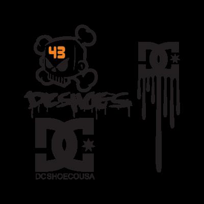 DC Shoes logo vector