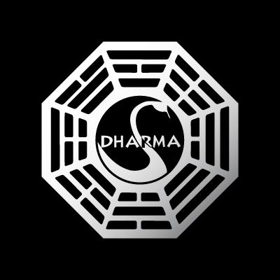 Dharma logo vector