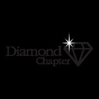 Diamond Chapter logo vector