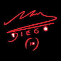Diego Maradona logo vector