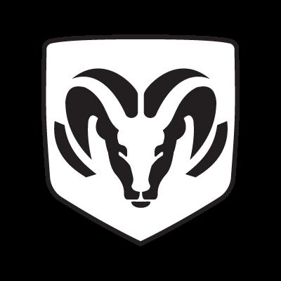 Dodge Black logo vector