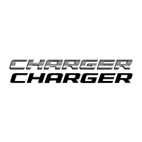 Dodge Charger Auto logo vector
