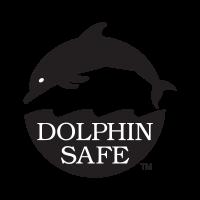 Dolphin Safe logo vector