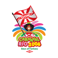 Dow Carnaval logo vector