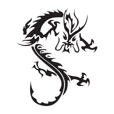 Dragon (.EPS) logo vector