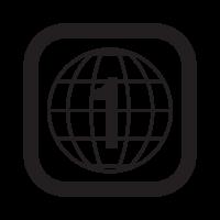 DVD Regional Code 1 (.EPS) logo vector