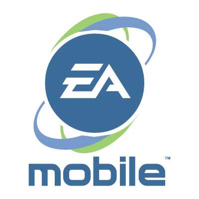 EA Mobile logo vector