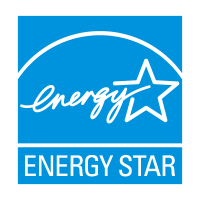 Energy star logo vector