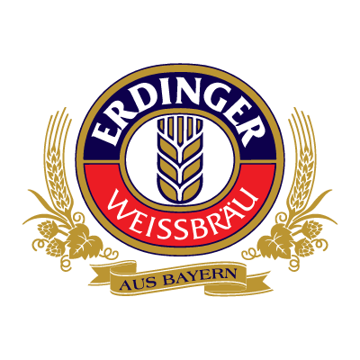 Erdinger logo vector