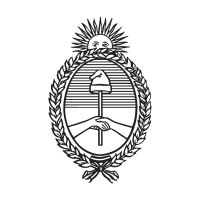 Escudo de la Republica Argentina logo vector