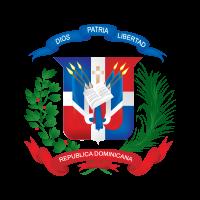 Escudo Dominicano logo vector