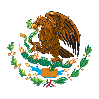 Escudo Mexico logo vector