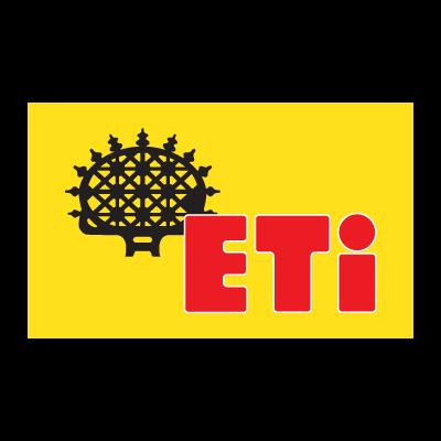 Eti logo vector