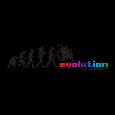 Evolution Paramotors logo vector