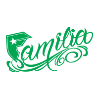 Familia Famous Famous Stars and Straps logo vector