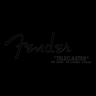 Fender Zouzoul - Spagetti logo vector