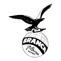 Fernet black and white logo vector