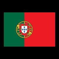 Flag of Portugal logo vector