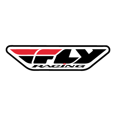 Fly Racing logo vector