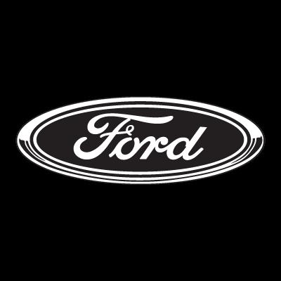 Ford Black logo vector