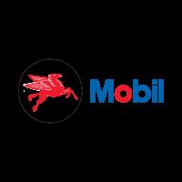 Mobil Pegasus logo vector