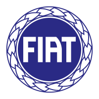 Fiat new logo vector