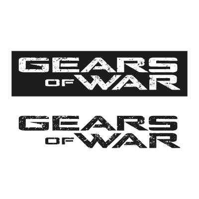 Gears of War Games logo vector