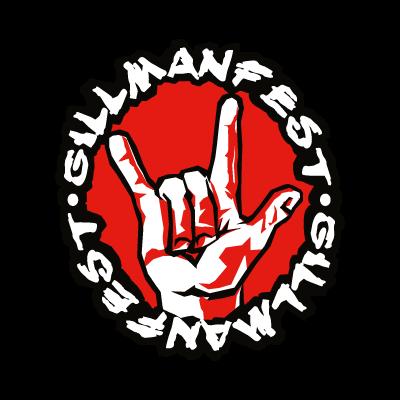 GILLMANFEST logo vector